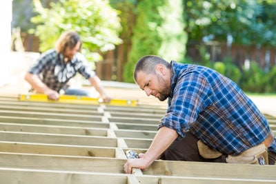 reliable deck contractor Woodinville